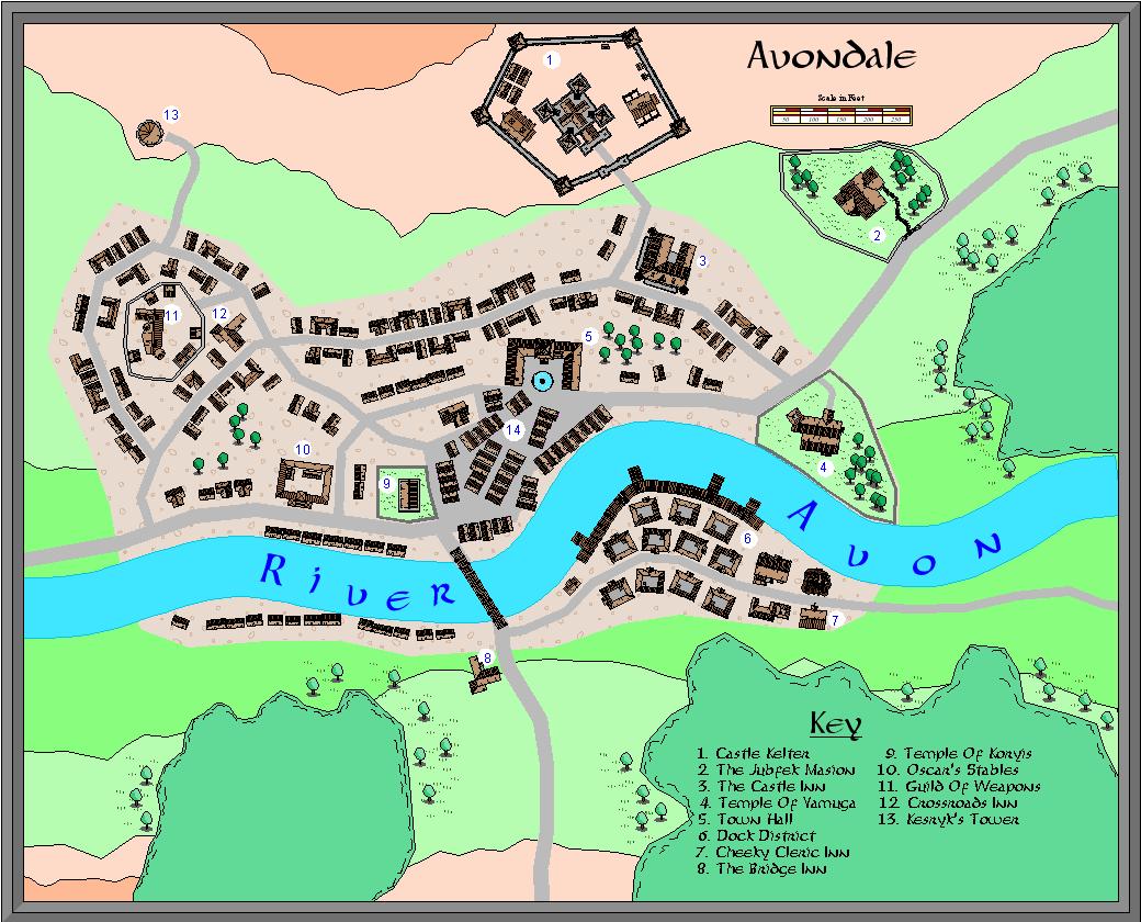 The Free Isles Avondale